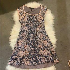 BCBG Floral Dress